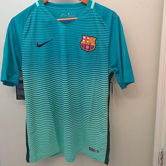 on sale 5310f de88d NWT FC barcelona alternate jersey NWT